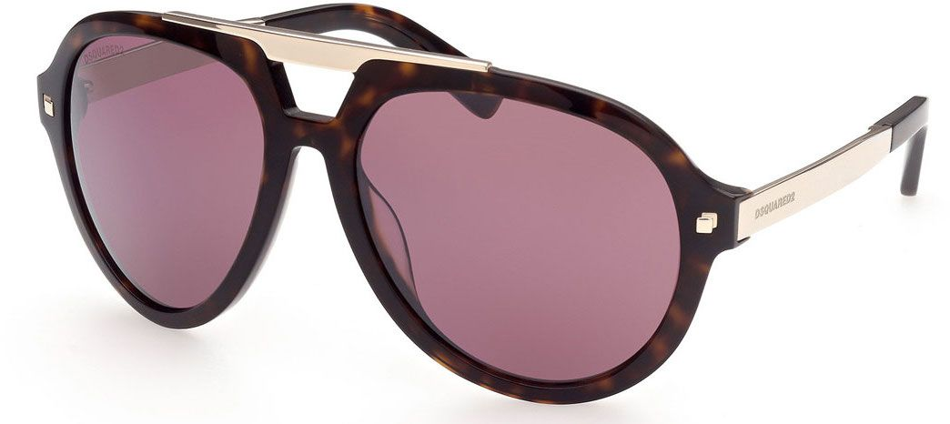 New Authentic DSquared2 Pink Sunglasses DQ0172-72Z-53