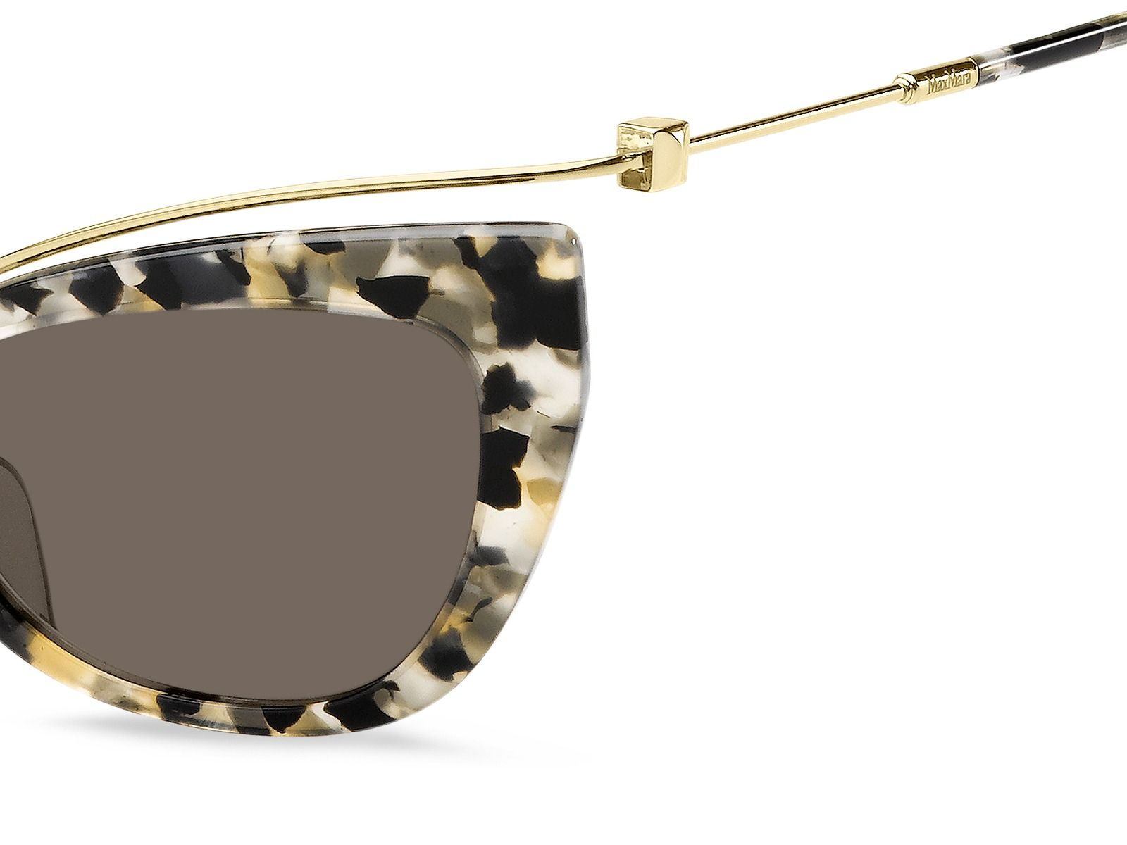 sunglasses Max Mara MM MARILYN//G havana grey metal XNZ WEBSITE//IR