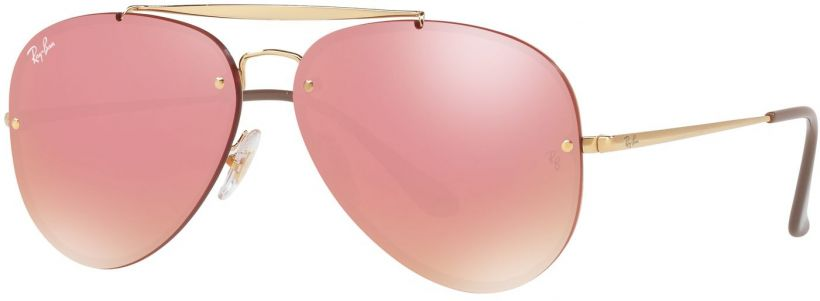 Ray-Ban Blaze Aviator Flat Lenses RB3584N-9052E4