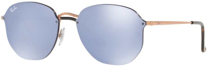 Ray-Ban Blaze Hexagonal Flat Lenses RB3579N-90351U