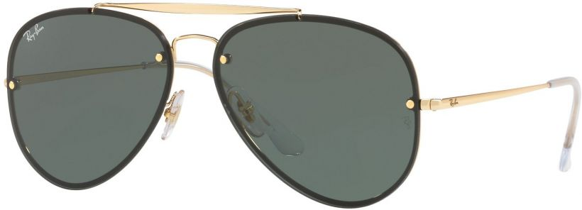 Ray-Ban Blaze Aviator Flat Lenses RB3584N-905071