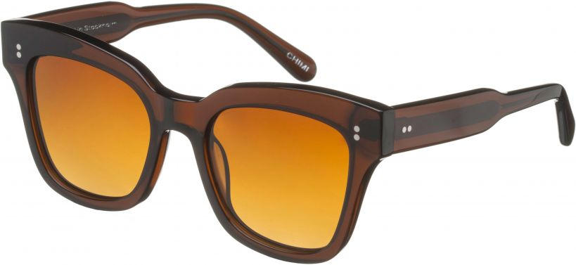 Chimi Eyewear #07 Brown/Gradient Brown