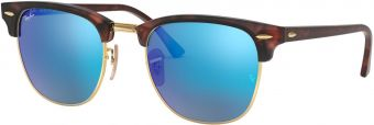Ray-Ban Clubmaster Flash Lenses RB3016-114517-49
