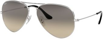 Ray-Ban Aviator Large Metal Gradient RB3025-003/32-55