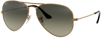 Ray-Ban Aviator Large Metal Gradient RB3025-197/71-58