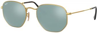 Ray-Ban Hexagonal Flat Lenses RB3548N-001/30-48