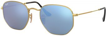 Ray-Ban Hexagonal Flat Lenses RB3548N-001/9O-51