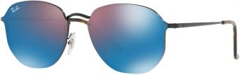Ray-Ban Blaze Hexagonal Flat Lenses RB3579N-153/7V-58