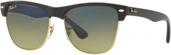 Ray-Ban Clubmaster Oversized RB4175-877/76-57