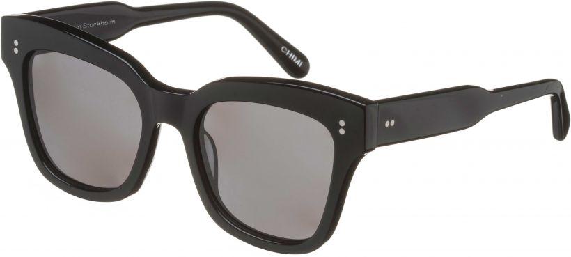 Chimi Eyewear #07 Black/Black Gradient