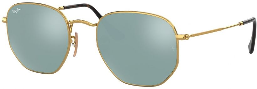 Ray-Ban Hexagonal Flat Lenses RB3548N-001/30