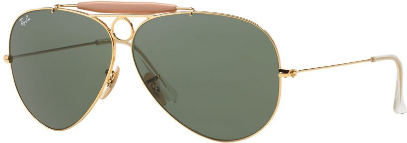Ray-Ban Shooter RB3138-001