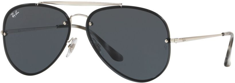 Ray-Ban Blaze Aviator Flat Lenses RB3584N-003/87