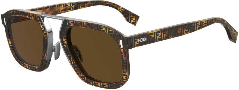 Fendi FF M0105/S 204107-2VM/70-53