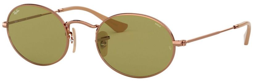Ray-Ban Oval RB3547N-91314C