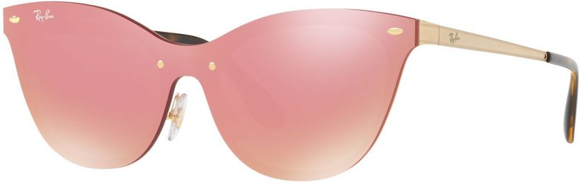 Ray-Ban Blaze Cat Eye Flat Lenses RB3580N-043/E4