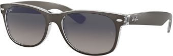 Ray-Ban New Wayfarer Color Mix RB2132-614371-55