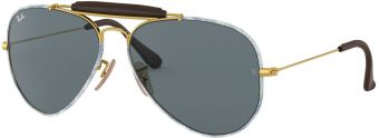 Ray-Ban Aviator Craft RB3422Q-9193R5-58