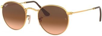 Ray-Ban Round Metal Gradient RB3447-9001A5-47