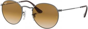 Ray-Ban Round Metal Flat Lenses RB3447N-004/51-50
