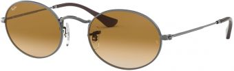 Ray-Ban Oval Flat Lenses RB3547N-004/51-51