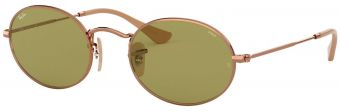 Ray-Ban Oval RB3547N-91314C-54