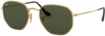 Ray-Ban Hexagonal Flat Lenses RB3548N-001-48