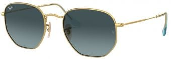 Ray-Ban Hexagonal RB3548N-91233M-54