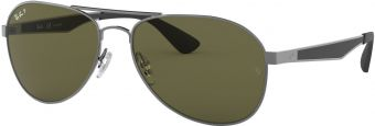 Ray-Ban RB3549-004/9A-58