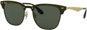 Ray-Ban Blaze Clubmaster Flat Lenses RB3576N-043/71-41