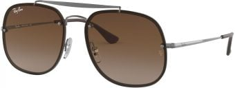Ray-Ban Blaze The General Flat Lenses RB3583N-004/13-58