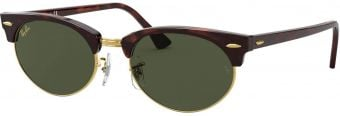 Ray-Ban Clubmaster Oval RB3946-130431-52