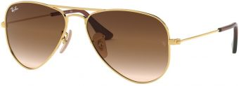 Ray-Ban Junior Aviator RJ9506S-223/13-52