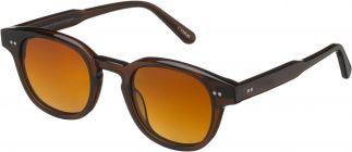 Chimi Eyewear #01 Brown/Gradient Brown