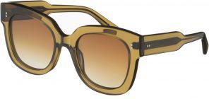Chimi Eyewear #08 Green/Gradient Brown