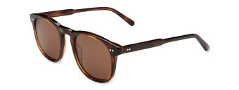 Chimi Eyewear #001 Tortoise Brown