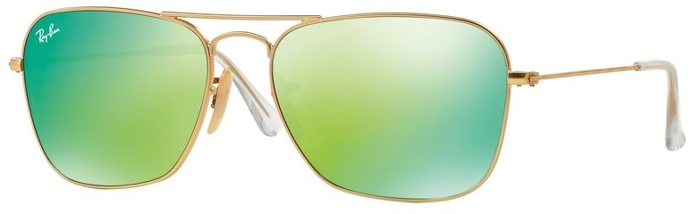 Ray-Ban Caravan Flash Lenses RB3136 112/19 5515