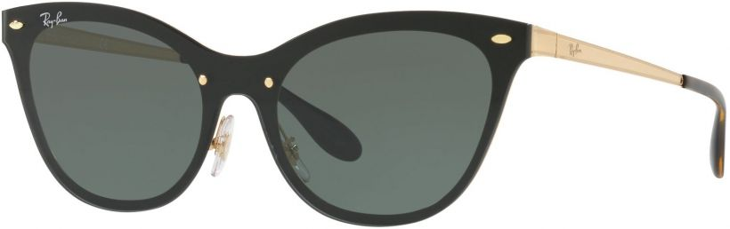 Ray-Ban Blaze Cat Eye Flat Lenses RB3580N-043/71