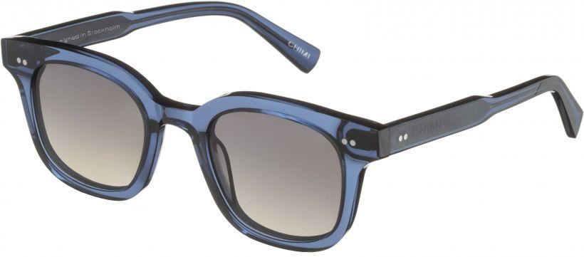 Chimi Eyewear #02 Blue/Blue
