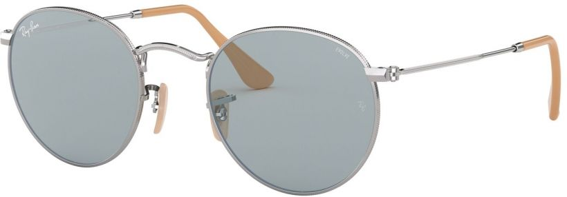 Ray-Ban Round Metal Evolve RB3447-9065I5