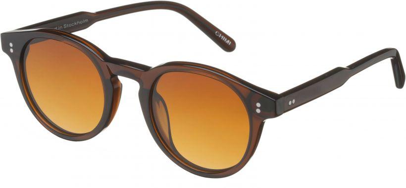 Chimi Eyewear #03 Brown/Gradient Brown