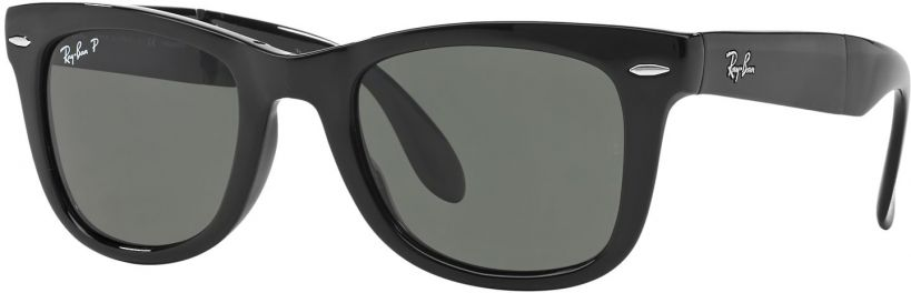 Ray-Ban Folding Wayfarer RB4105-601/58