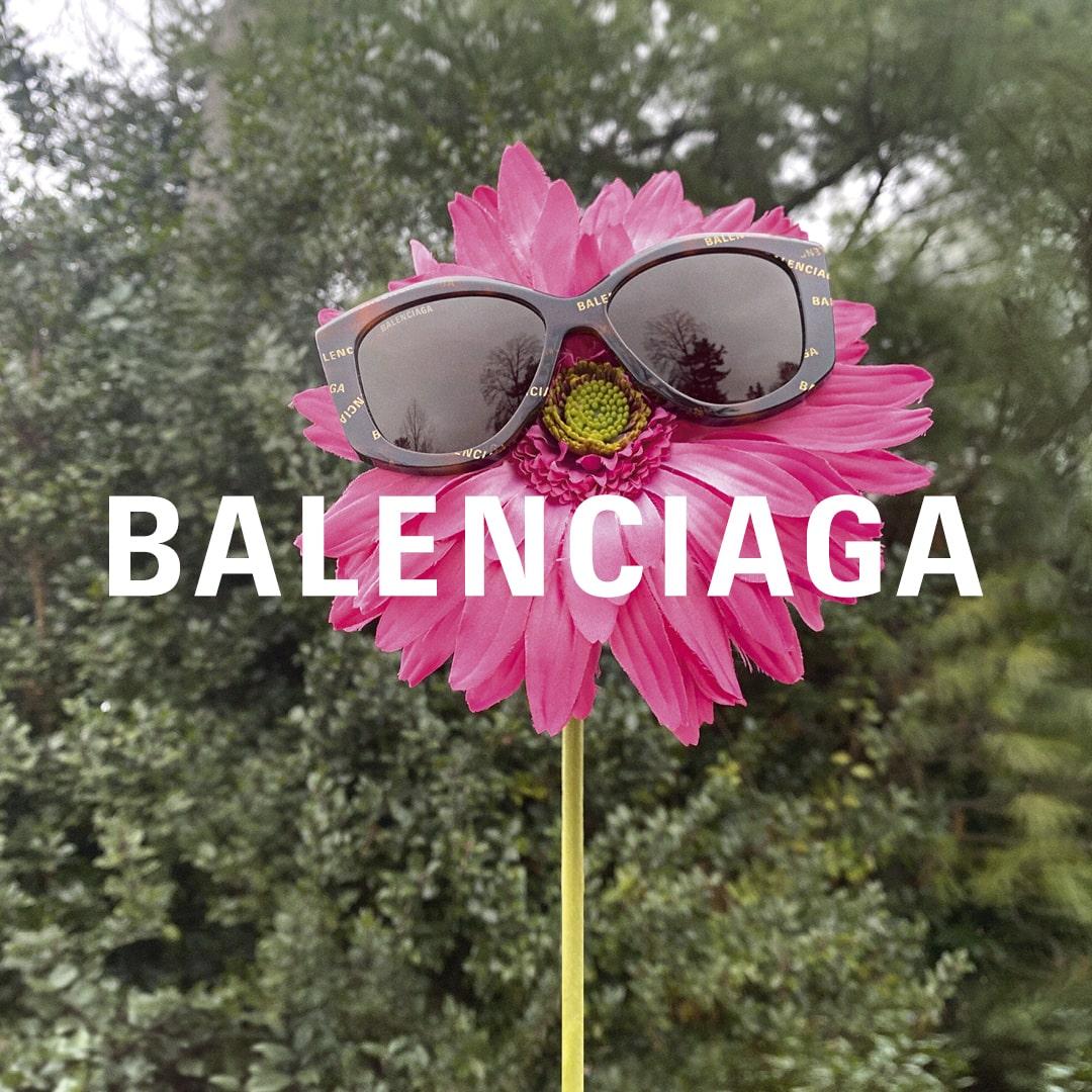 Balenciaga dames zonnebrillen